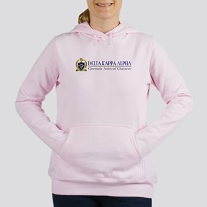 Delta Kappa Alpha Logo Women's Hooded Sweatshirt