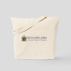 Delta Kappa Alpha Logo Tote Bag