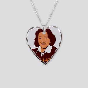 Sotomayor Necklace Heart Charm