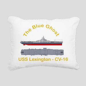 Essex-Lex-T-Shirt_Front_ Rectangular Canvas Pillow