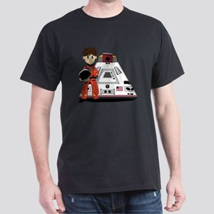 Spaceman Pad3 Dark T-Shirt