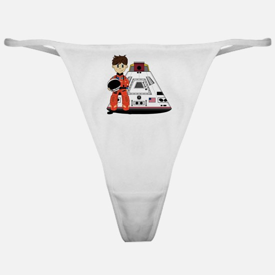 Spaceman Pad3 Classic Thong