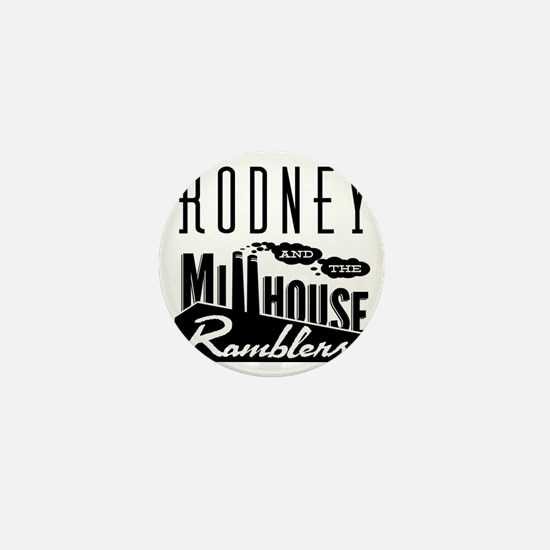 chomp_rodney_millhouse Mini Button