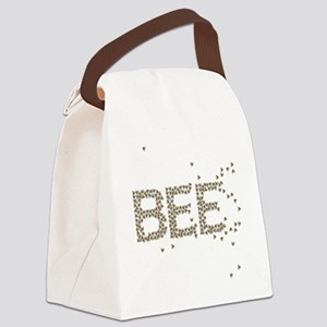 BEES Canvas Lunch Bag