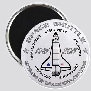 Space Shuttle_cafepress_2_bright Magnet