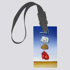 games Large Luggage Tag
