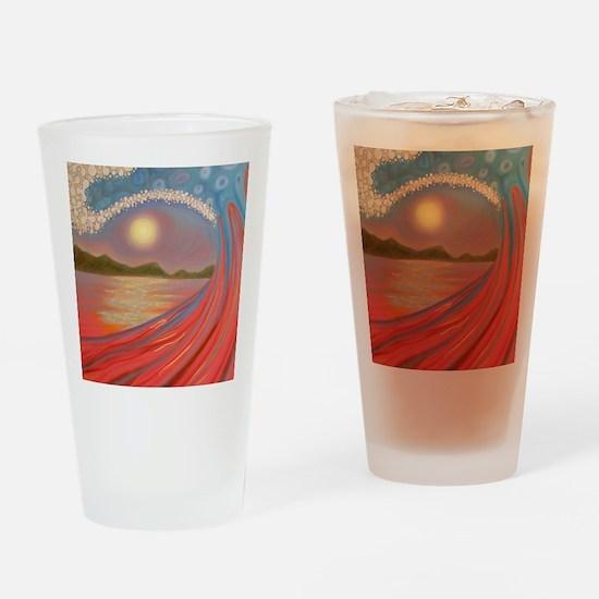 rojogrande Drinking Glass