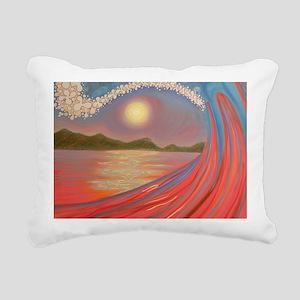 rojogrande Rectangular Canvas Pillow