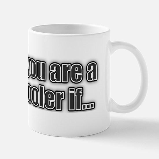 you know you are a homeschooler if Mug