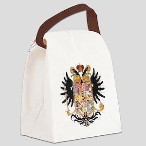 German Coat of Arms Wappen Kaiser Canvas Lunch Bag