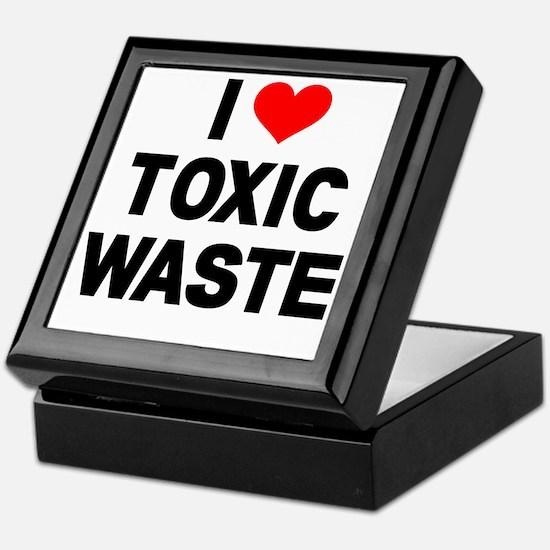 I-Heart-Toxic-Waste Keepsake Box
