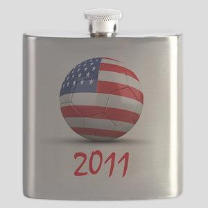 USA2011 Flask