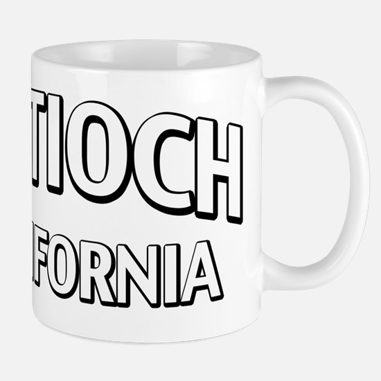 Antioch CA Mug