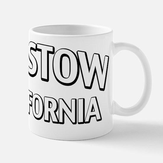 Barstow CA Mug
