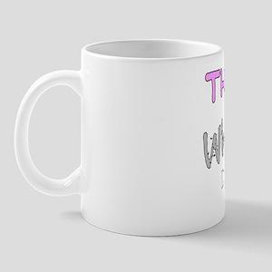 The skin whisperer Pink Mug
