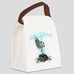 The Fallen Dark Side Canvas Lunch Bag