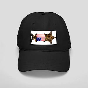G.A.R. Color Badge Black Cap