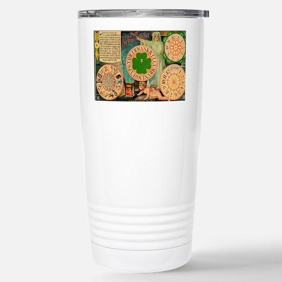 fortune teller  Stainless Steel Travel Mug
