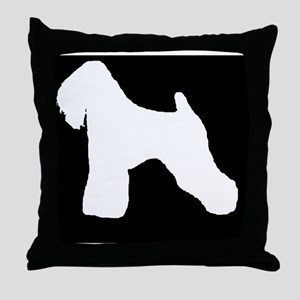 wheatenlp Throw Pillow