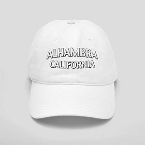 Alhambra CA Cap