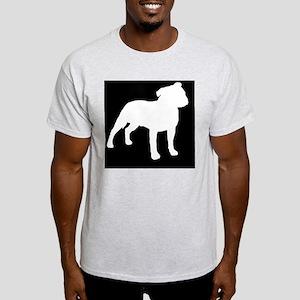 staffordshirebullterrierlp Light T-Shirt