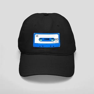 blue_long Black Cap