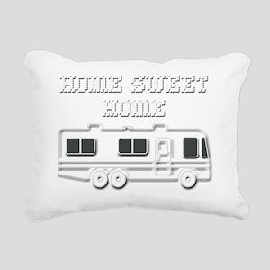 HomeSweetHomeClassARever Rectangular Canvas Pillow