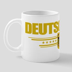 Germany (Flag 10) pocket Mug