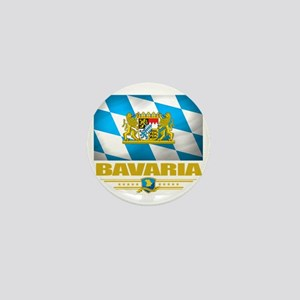Bavaria (Flag 10) Mini Button