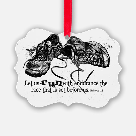 runningshoes Ornament