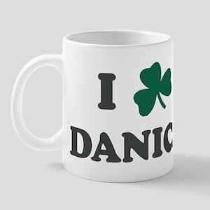I Shamrock DANICA Mug