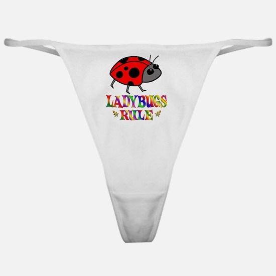 LADYBUG Classic Thong