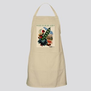 Green from the Start Apron