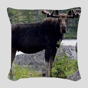 16x20_print 5 Woven Throw Pillow
