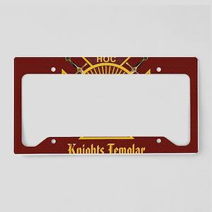 KT Laptop License Plate Holder