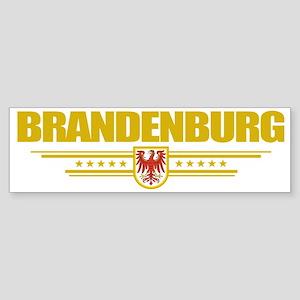 Brandenburg (Flag 10) pocket Sticker (Bumper)