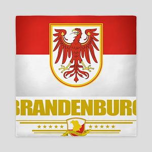 Brandenburg (Flag 10) Queen Duvet