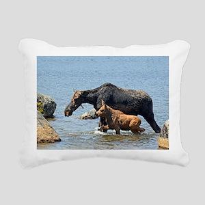 16x20_print 2 Rectangular Canvas Pillow