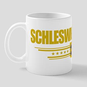 Schleswig-Holstein (Flag 10) pocket Mug