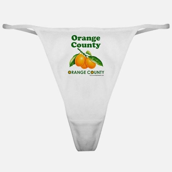 orange-county-design Classic Thong