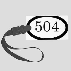 504_bumper Large Luggage Tag