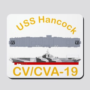 Essex-Hancock-Straight_Dk_front Mousepad