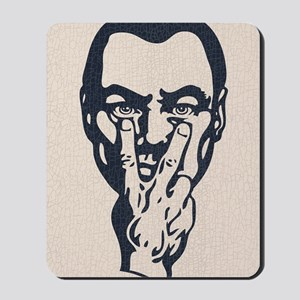 bigbrother-watch-XLG2 Mousepad