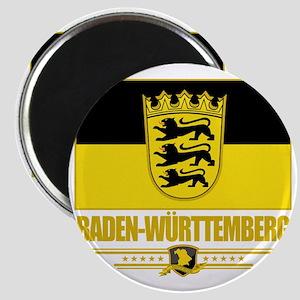 Baden-Wurttemberg (Flag 10) Magnet