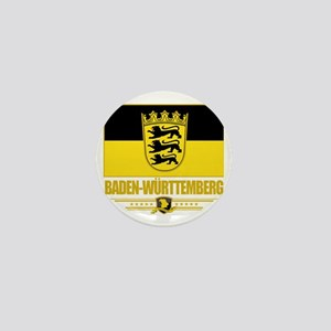 Baden-Wurttemberg (Flag 10) Mini Button