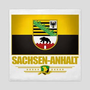 Sachsen-Anhalt (Flag 10) Queen Duvet