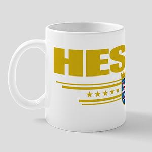 Hessen (Flag 10) pocket Mug