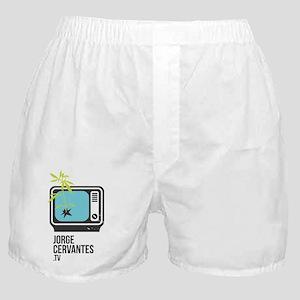kk-tv-4x4in Boxer Shorts