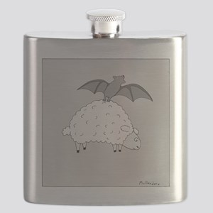 Fruit Bat - no text Flask