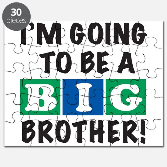 2T back Big Bro BLUE Puzzle